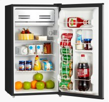 Arctic King 3.3 Cu. Ft. Compact Refrigerator - Stainless