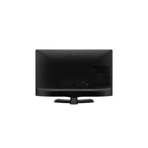 "HD 720p LED TV - 24"" Class (23.6"" Diag)"
