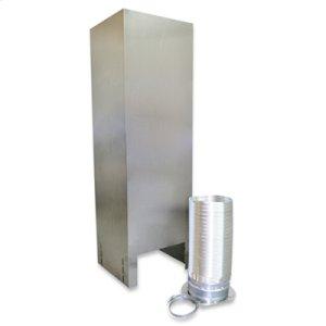 Jenn-AirIsland Hood Chimney Extension Kit (10-12ft) for vented hoods