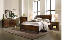 Queen Sleigh Bed Headboard