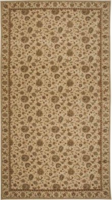 Hard To Find Sizes Sultana Su01 Ivory Rectangle Rug 8' X 15'