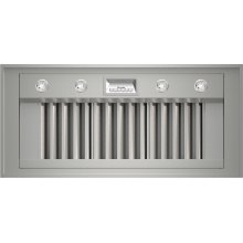48-Inch Professional Custom Insert with Internal Blower and Liner VCIB48JP