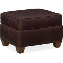 Bradington Young Dalton Stationary Ottoman 636-OT