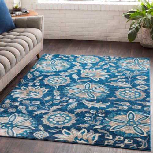 "Aura Silk ASK-2335 2'7"" x 7'6"""
