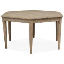 Hexagonal Dining Table