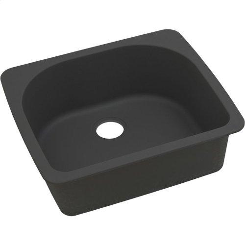 """Elkay Quartz Classic 25"""" x 22"""" x 8-1/2"""", Single Bowl Drop-in Sink"""