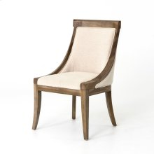 Florence Dining Chair-bespoke Natural