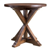 Plaza Round Side Table