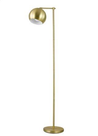 Gold Ian Floor Lamp
