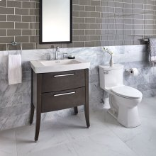 American Standard 30-inch Bathroom Vanity for Townsend Sinks  American Standard - White