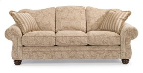 Bexley One-Tone Fabric Sofa without Nailhead Trim