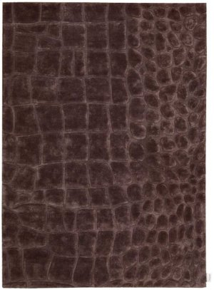 Canyon Lv01 Peat Rectangle Rug 7'9'' X 10'10''