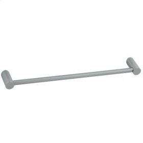 "Techno - Towel Bar 24"" - Brushed Nickel"