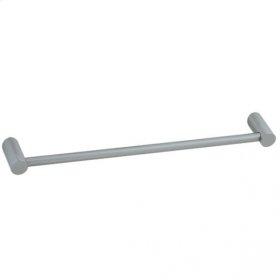 "Techno - Towel Bar 24"" - Brushed Nickel"