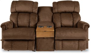 Pinnacle PowerReclineXR Loveseat W/ Console
