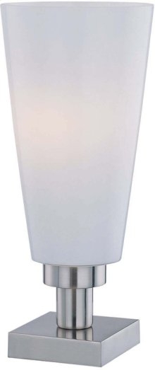 Accent Table Lamp, Ps, Frosted Glass Shade, Type A 60w