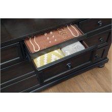 Dresser with Hidden Drawer