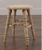 Promenade Antique Stool (13.75X13.75X18.5) Product Image