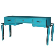 Console Table with Metal