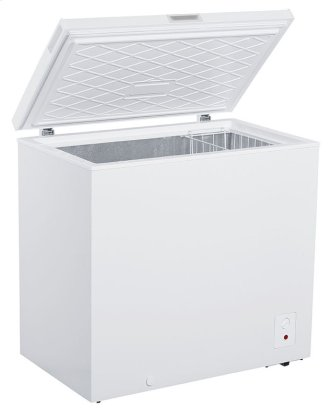 7.2 Cu. Ft. Chest Freezer - White