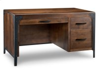 Portland Single Pedestal Executive Desk Product Image