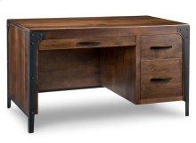 Portland Single Pedestal Executive Desk