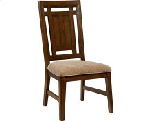 Estes Park Upholstered Seat Side Chair