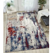Maxell Mae15 Multicolor Rectangle Rug 3'10'' X 5'10''