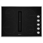 "Jenn-AirEuro-Style 30"" JX3 Electric Downdraft Cooktop"