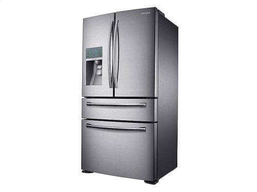 23 cu. ft. Counter Depth 4-Door Refrigerator with FlexZone Drawer