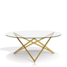 Faye Round Coffee Table