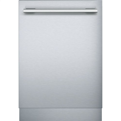 24-Inch Masterpiece® Stainless Steel Glass Care Center Dishwasher