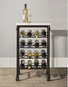Castille Wine Cart