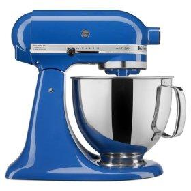 KitchenAid® Artisan® Series 5 Quart Tilt-Head Stand Mixer - French Blue