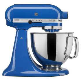 KitchenAid® Artisan® Series 5 Quart Tilt-Head Stand Mixer - French Blue