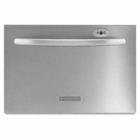 Stainless Steel Panel Kit For Use with Drawer Dishwasher Model# KUDD01SSPA(Stainless Steel)