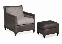 Larue Chair and Ottoman