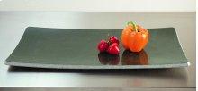 Stone Plateware Plate 9x17 / Green Gray Granite
