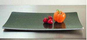 Stone Plateware Plate 9x17 / Green Gray Granite Product Image