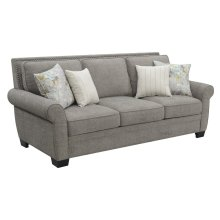 Emerald Home U3488-00-05 Brookmonte Sofa, Rustic Tan