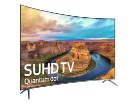 "55"" Class KS850D Curved 4K SUHD TV"