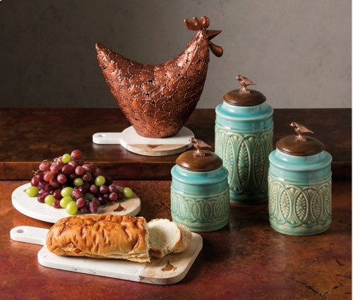 TY Songbird Canisters - Set of 3