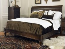 Knightsbridge Platform Bed Cal King Size 6/0