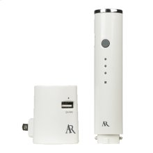 Ar Rechargeable Power Bank Plus Home Charger Usb Outlet