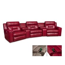 Excel Home Theater Sectional