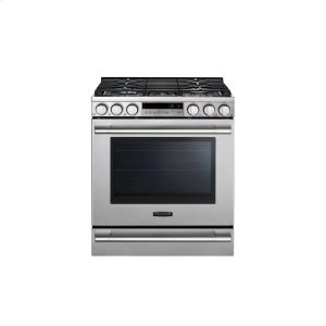 Signature Kitchen Suite30-inch Gas Slide-in Oven Range