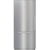 KF 2911 SF - MasterCool(TM) fridge-freezer For high-end design and technology on a large scale.