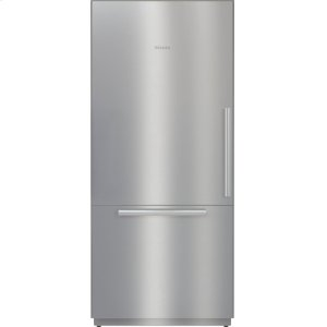 MieleMasterCool™ fridge-freezer For high-end design and technology on a large scale.