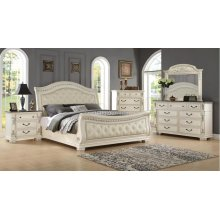Complete Bedroom Set (Also Available As Individual Pieces).