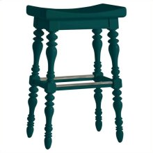 Retreat - 5 O'clock Somewhere Bar Stool In Belize Teal